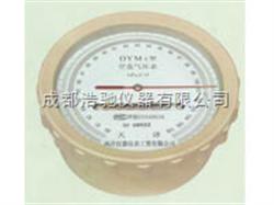 DYM3高原型空盒气压表