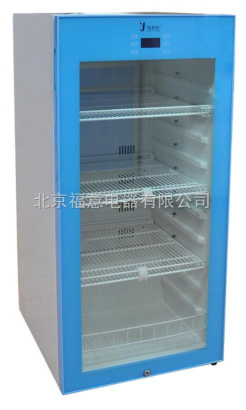 立式冷藏冰箱 带锁 福意联