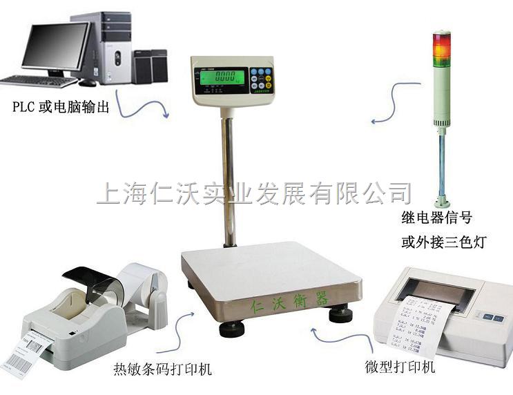 新光4-20mA电流信号输出电子称带RS232/485通讯接口