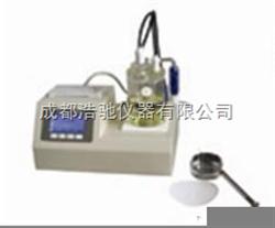 TP553微量水分测定仪