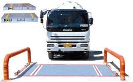 SCS100吨固定式汽车衡