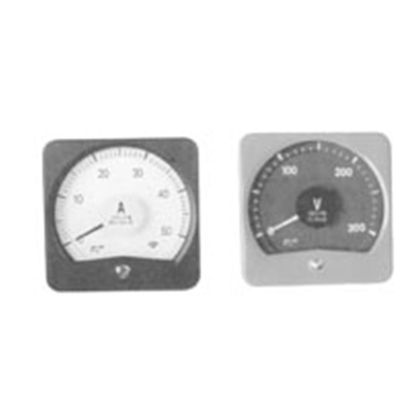 广角度直流电压表13C1-V由上海自一船用仪表厂专业供应