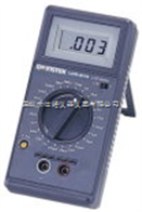 LCR-814 手持式LCR测试仪 ,台湾固纬3 1/2 LCR表