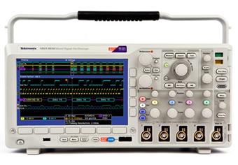 泰克DPO3052数字荧光示波器