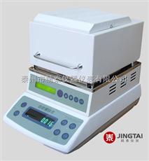 JT-120塑胶颗粒该如何挑选水分测定仪?精泰仪器告诉您