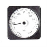 廣角度高阻表13C3-MΩ由上海自一船用儀表廠專業供應