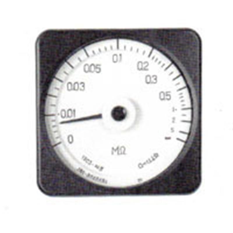 广角度高阻表13C3-MΩ由上海自一船用仪表厂专业供应