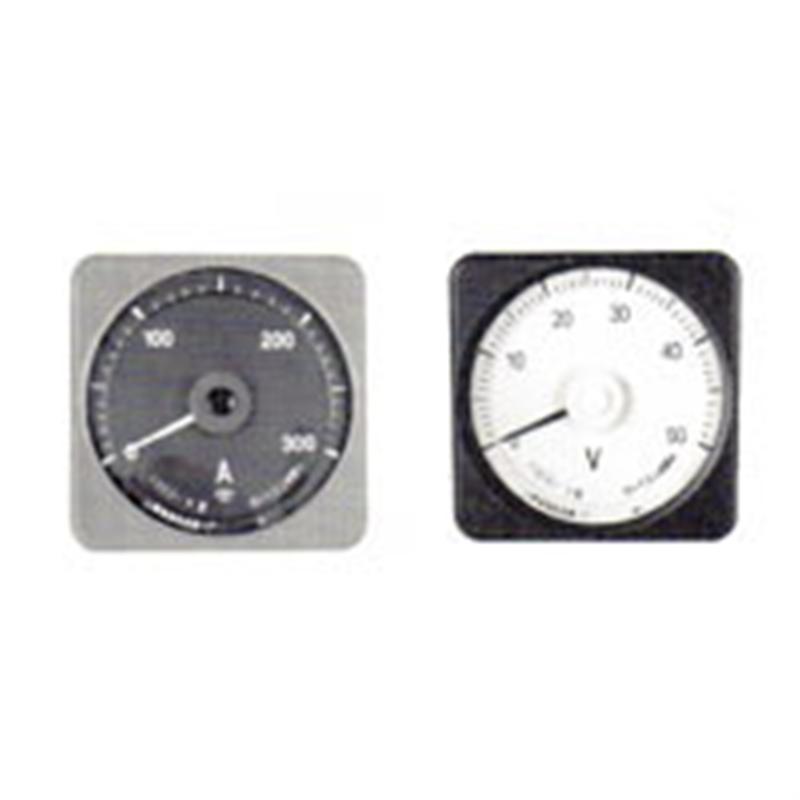 广角度直流电压表13C3-V由上海自一船用仪表厂专业供应