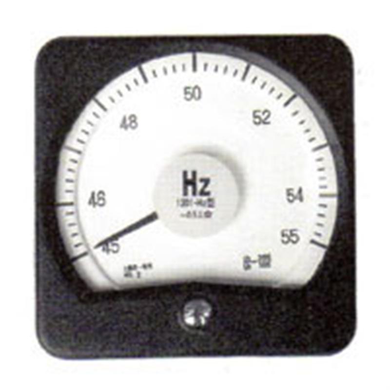 广角度频率表13D1-HZ由上海自一船用仪表厂专业供应