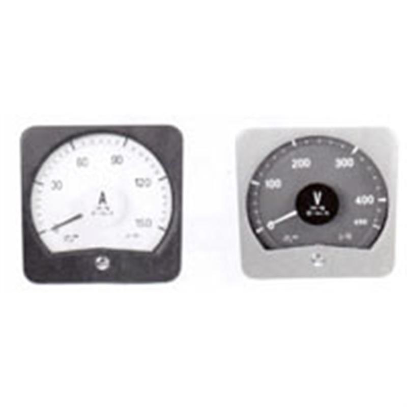 广角度交流电压表13D1-V由上海自一船用仪表厂专业供应
