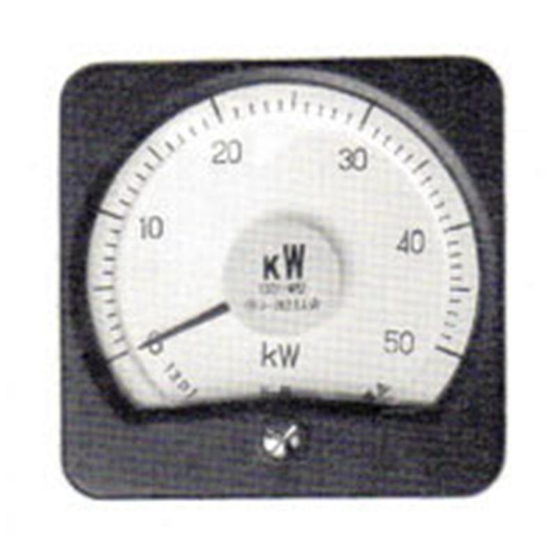 广角度功率表13D1-W由上海自一船用仪表厂专业供应