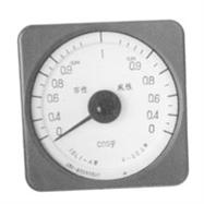 廣角度功率因數表13L1-COSΦ由上海自一船用儀表廠專業