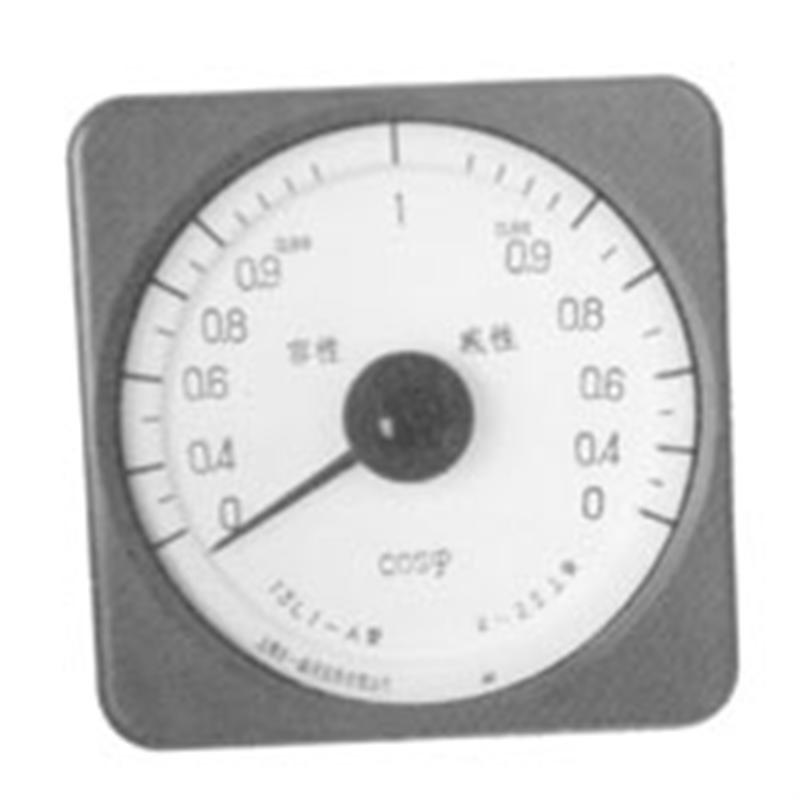 广角度功率因数表13L1-COSΦ由上海自一船用仪表厂专业