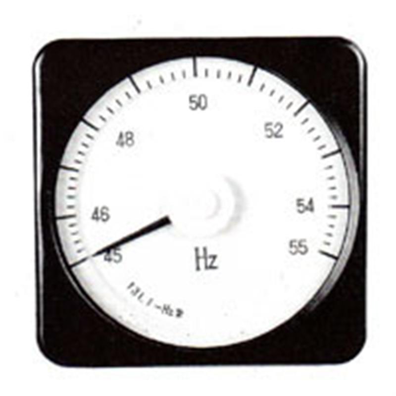 广角度频率表13L1-HZ由上海自一船用仪表厂专业供应
