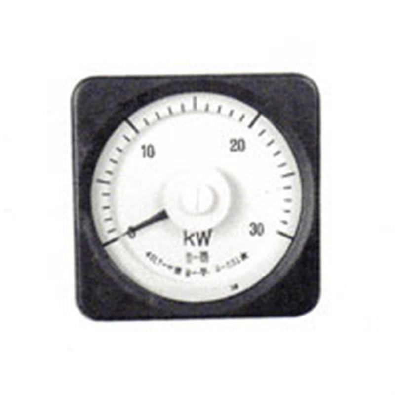 广角度功率表45L1-W由上海自一船用仪表厂专业供应