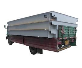 SCS120噸數字式汽車衡