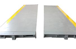 SCS120噸出口式汽車衡