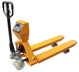 XK31902.5吨普通计重叉车秤