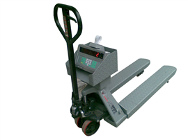 A6P2.5吨带打印电子叉车秤