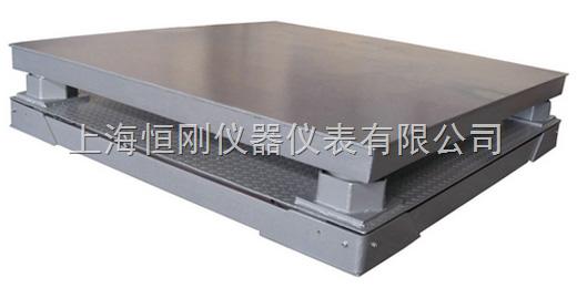XK3190-C8钢材缓冲地磅秤5吨