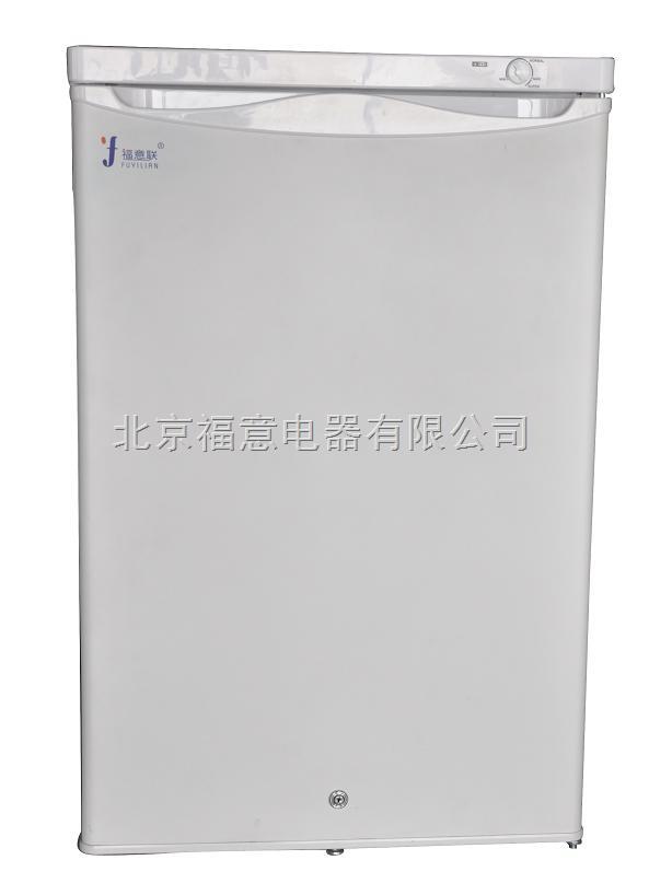 冰箱 容积 128升,温度范围0-10