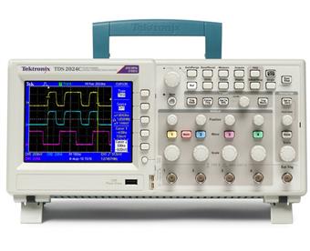 泰克TDS2001C数字存储示波器
