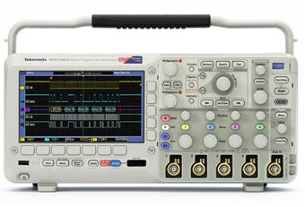 泰克MSO2004B混合信号示波器