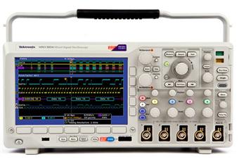 泰克MSO3034混合信号示波器