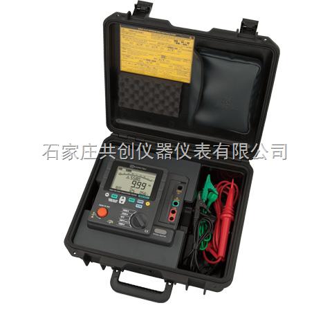 KYORITSU高壓絕緣電阻測試儀3127