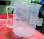 实验室专用pp塑料带柄量杯/教学烘培用器皿烧杯