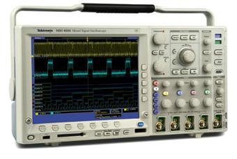 泰克MSO4014B混合信号示波器