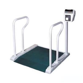 WCS500千克醫院用帶打印輪椅秤