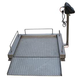 SCS500千克医疗用轮椅秤