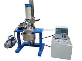 JSL/2L江苏均瑞JSL型实验室高剪切真空玻璃釜分散乳化机