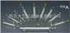 旋蒸仪/反应器玻璃冷凝器