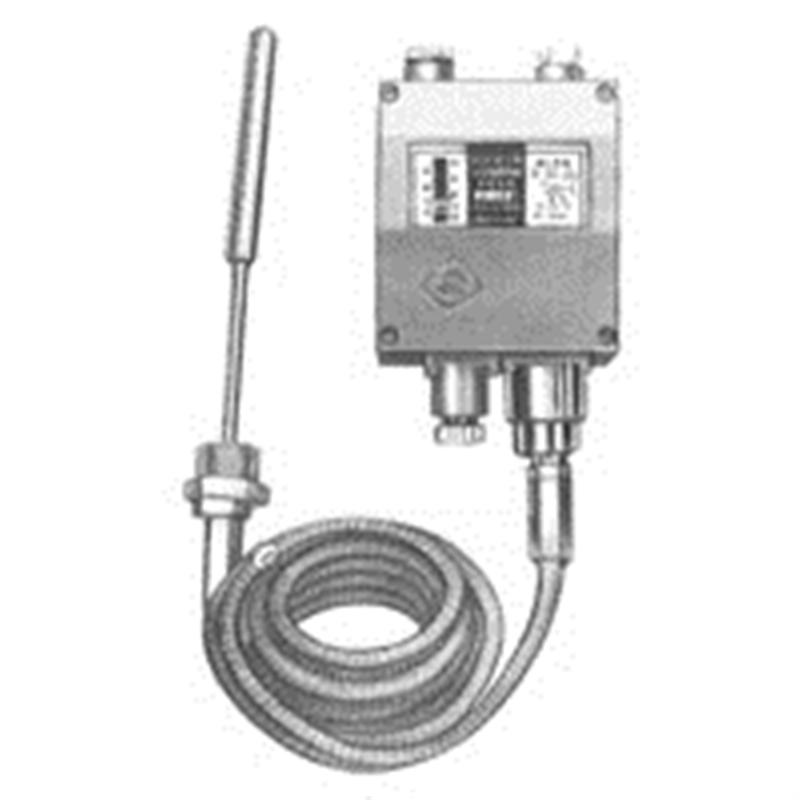 上海远东仪表厂D541/7TZ双触点温度控制器