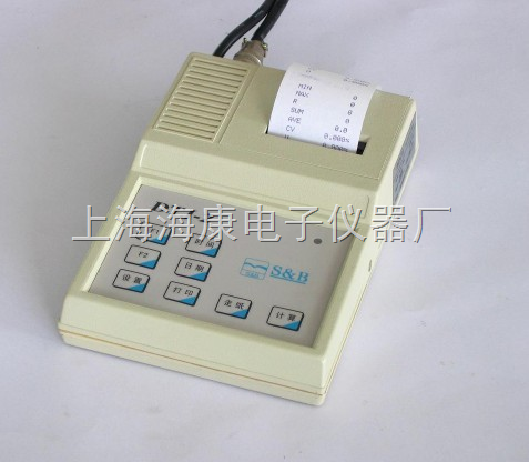 电子天平记录仪