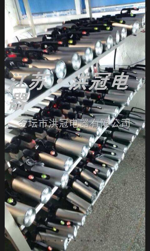 BAD305手提式不锈钢防爆LED探照灯厂家