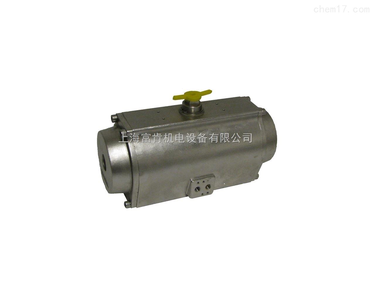 德国BAR气动执行器不锈钢ETE/ETD-4A