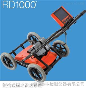 山东威海雷迪非金属厂家探测仪档位RD1000+锐腾管线图解图片