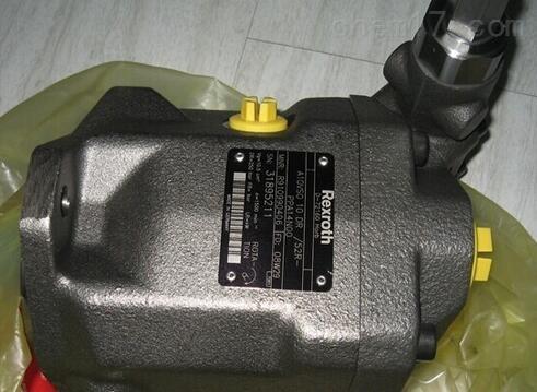 德国Rexroth力士乐柱塞泵选型参数
