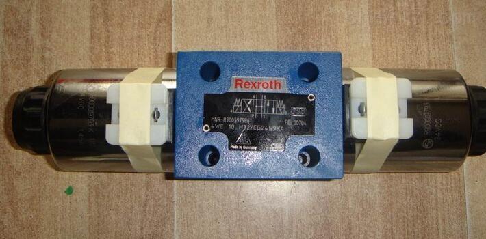 德国Rexroth力士乐换向阀型号说明