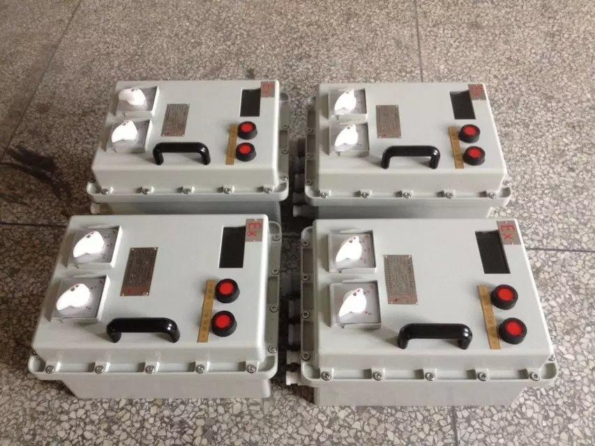 XBK系列防爆控制箱 新黎明爆控制箱