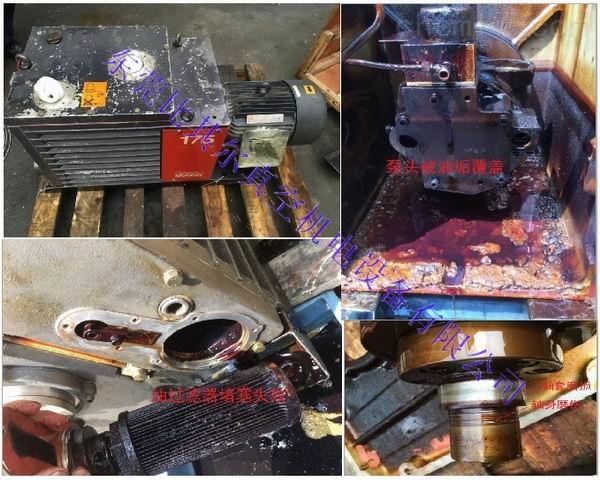 爱德华旋片泵E1M175维修保养