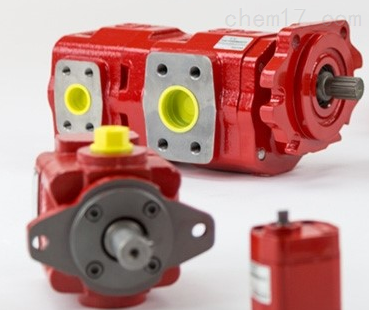 德国BUCHER布赫齿轮泵原理及型号