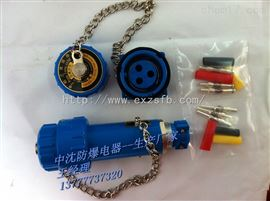 YT-YZ-60/3无火花型电连接器 无火花电缆连接器防爆箱专用插头插座单相三极移动式YT-YZ-60/3