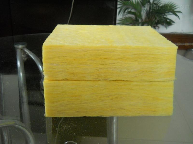 加工5公分厚玻璃棉保温板生产厂家