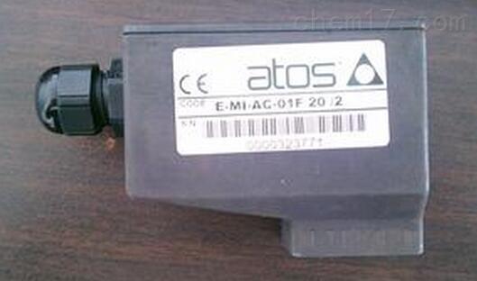 ATOS阿托斯放大器100%意大利原装