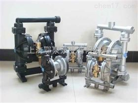 QBY-25不锈钢四氟气动隔膜泵