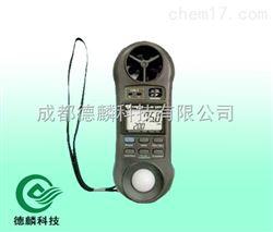 LM-8000风速、湿度、光照度、温度四合一表